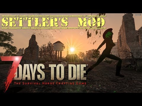 7 Days to Die PC multiplayer | Fresh start, Sub only server |