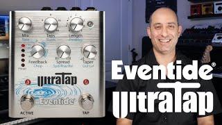 #GearFest2021 - Eventide UltraTap Pedal