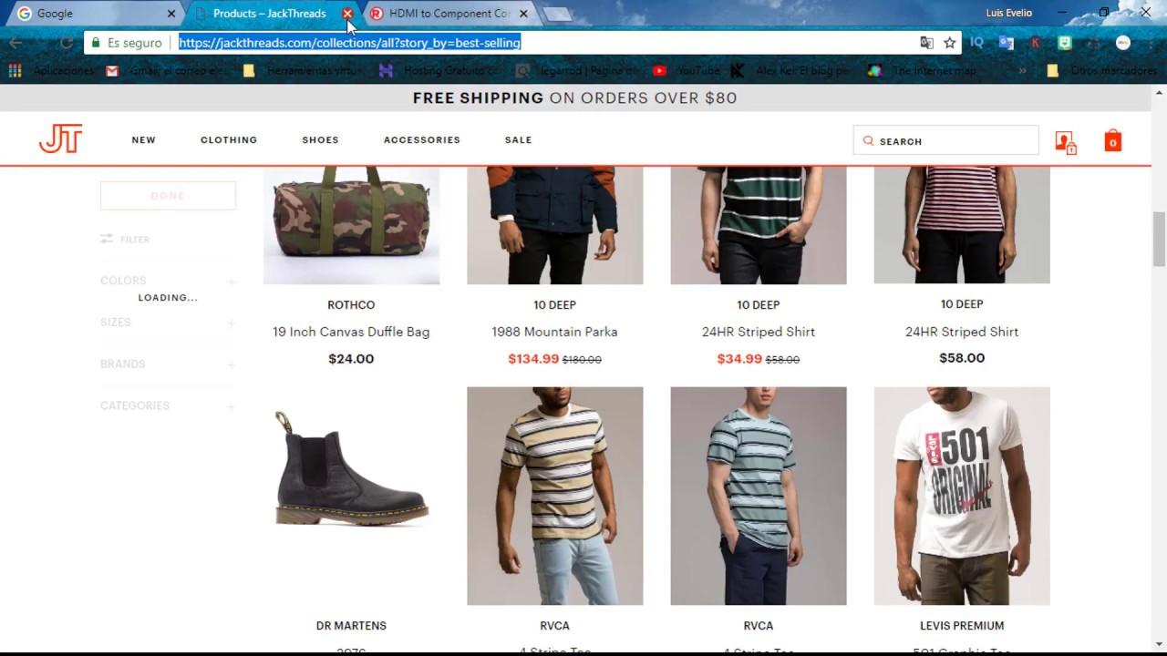 ???? 9/29 CURSO Dropshipping Aliexpress - 2.4 Buscar artículos para mi tienda dentro de aliexpress