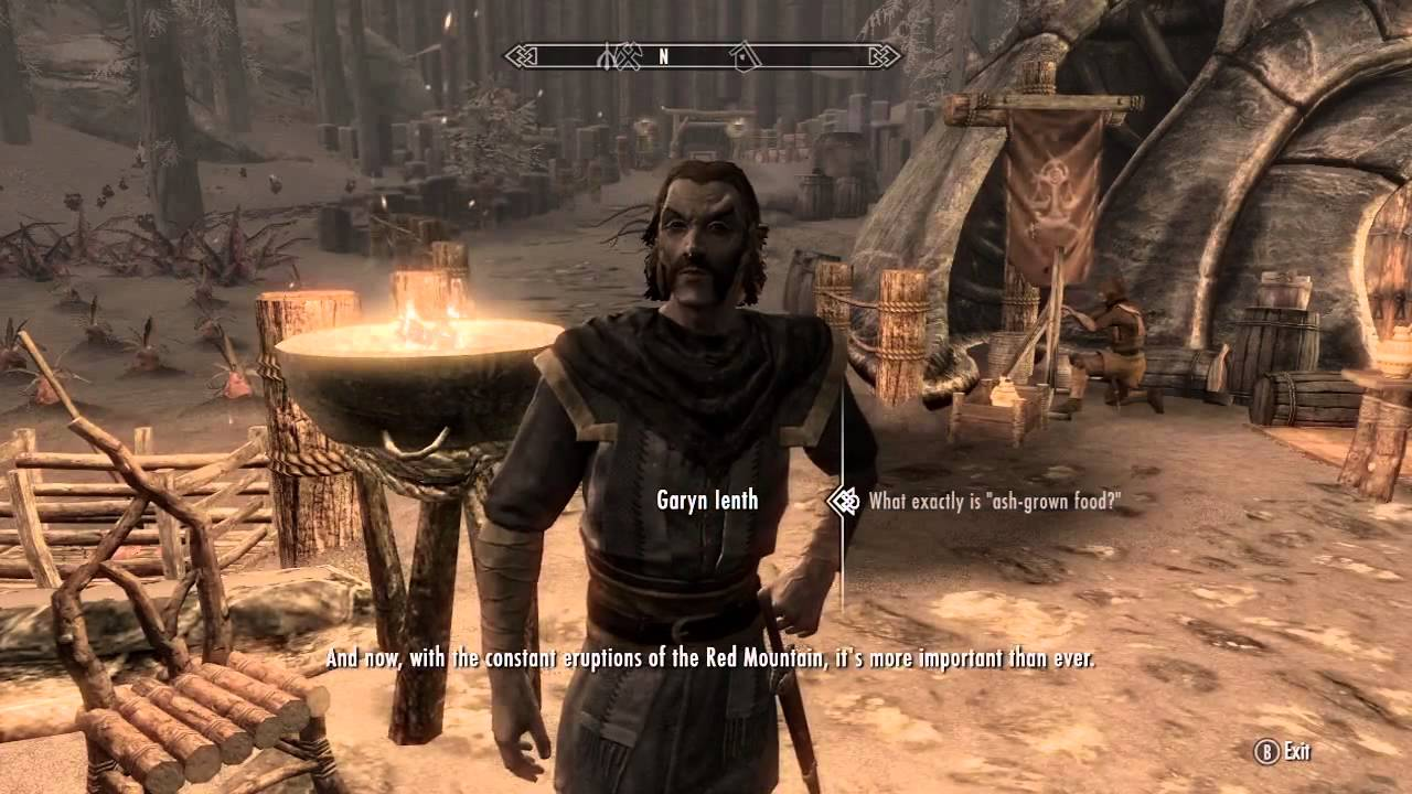 Dragonborn Gameplay