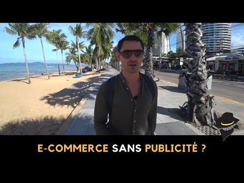 Lancer un E-commerce sans Publicité