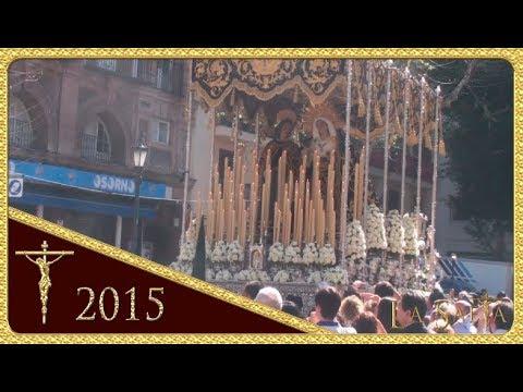 María Stma. de los Dolores y Misericordia - Hermandad de Jesús Despojado (Semana Santa Sevilla 2015)