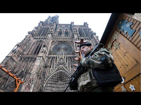 منفذ هجوم ستراسبورغ الفرنسية لا يزال طليقا!!  - نشر قبل 8 دقيقة