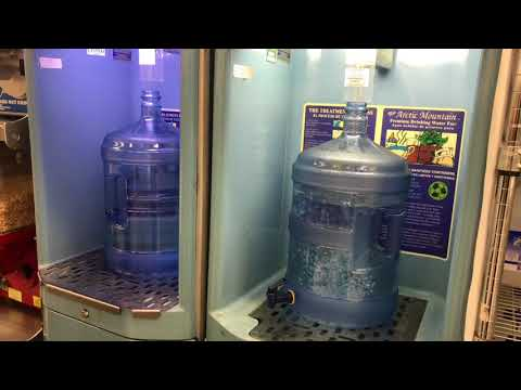Repeat How to Refill (Primo) 5 Gallon Water Containers by