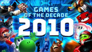 2010 Game of the Decade Debate (+ You Vote!)