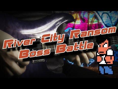 River City Ransom - Boss Battle (cover by VankiP)