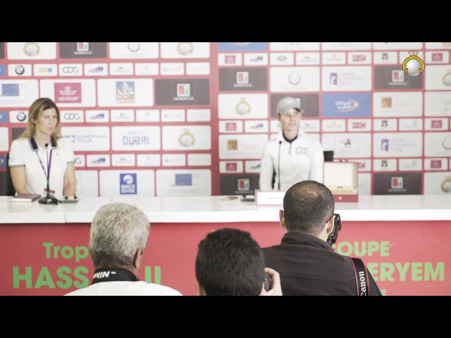 Jenny Haglund Press Conference