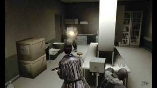 Max Payne 2  - Part 3 / Chapter 1 -  Too Stubborn to Die