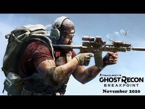 Ghost Recon Break Point Nov. 2020  