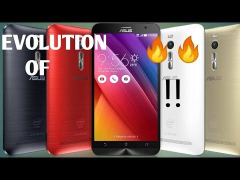🔥🔥Evolution Of Asus Zenfone Till 2019! // T S 2