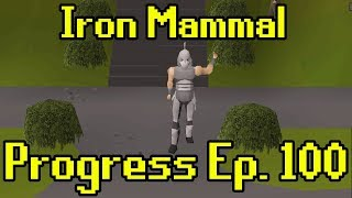 Oldschool Runescape - The Best of Iron Mammal (Ep. 1-100)