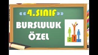 4.Sınıf Matematik Bursluluk Sınavlarına Hazırlık-Yardımcı Öğretmen Video