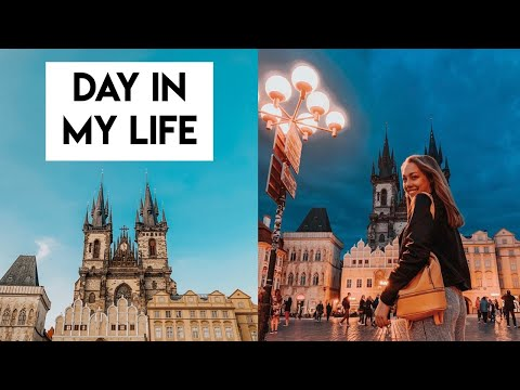 Study Abroad Day In My Life   Prague, Czech Republic