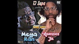 TJ Supa presents the Rock The Mic Show w/ Mega Ran & Ramses Ja