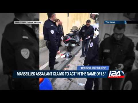 Marseilles assailant claims to act 'in the name of I.S.'