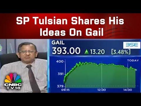 SP Tulsian Shares His Ideas On Gail, IGL, Petronet LNG, Mahanagar Gas Earnings | CNBC TV18
