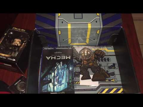 Loot Gaming August 2016 Crate Unboxing South Africa