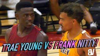 Trae Young TESTED By 3X Drew League MVP! Trae RAINING THREES & DROPPING DIMES In Drew League Debut