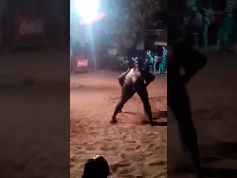 Traditional wrestling final