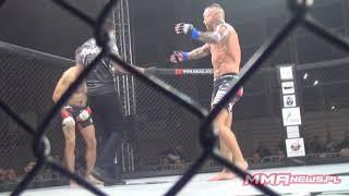 Gladiator Arena 13: Tomasz Romanowski vs Michał Balcerczak + zamieszanie po walce