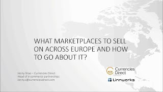 Linnworks and Currencies Direct Selling Online in Europe