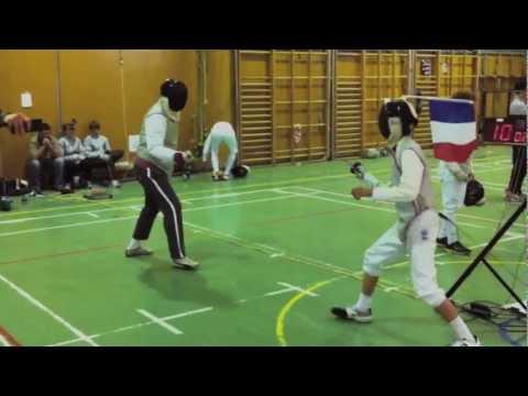 Fencing miniOlympics