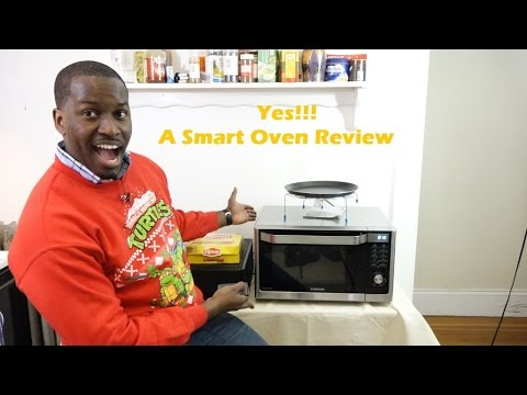 Samsung Convection Microwave Smart Oven Review & Cooking Tips