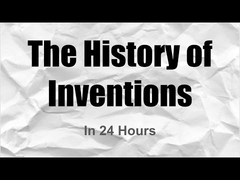 TOK Natural Sciences - Timeline of Inventions