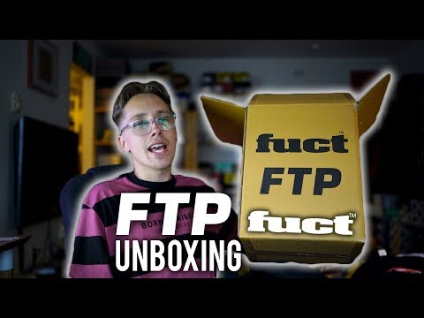 I SPENT $1,000 ON FTP + UNBOXING