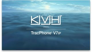 kvh presents tracphone v7 ip