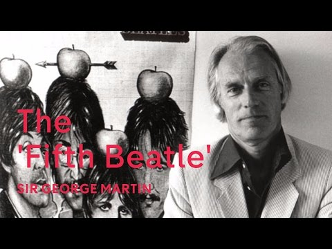 Sir George Martin: the fifth Beatle dies
