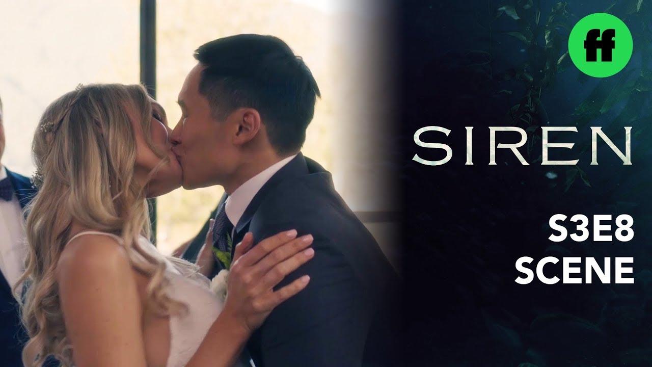 Download Siren Season 3, Episode 8 | Janine & Calvin's Wedding | Freeform