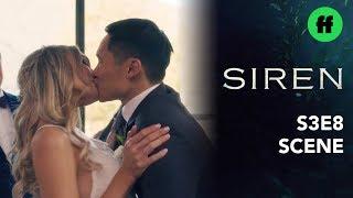 Siren Season 3, Episode 8 | Janine & Calvin's Wedding | Freeform