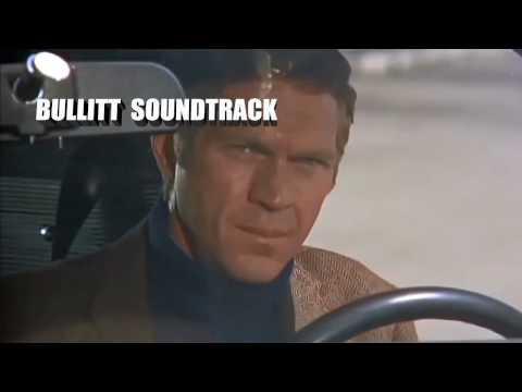 Bullitt Soundtrack - Lalo Schifrin -