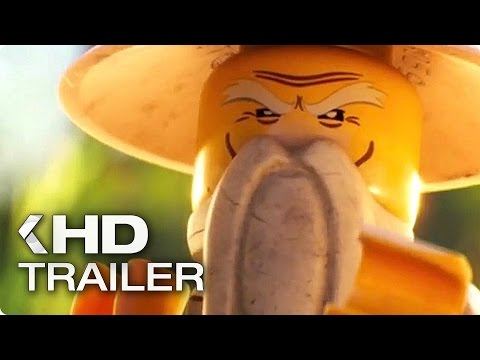THE LEGO NINJAGO Movie Teaser Trailer (2017)