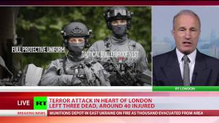 'Official buildings secure, little done for soft targets'   Fmr UK counterterror intel officer
