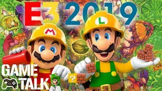 Game Talk #28 | Super Mario Maker 2, Collection of Mana & unsere E3-Tippspiel-Auflösung