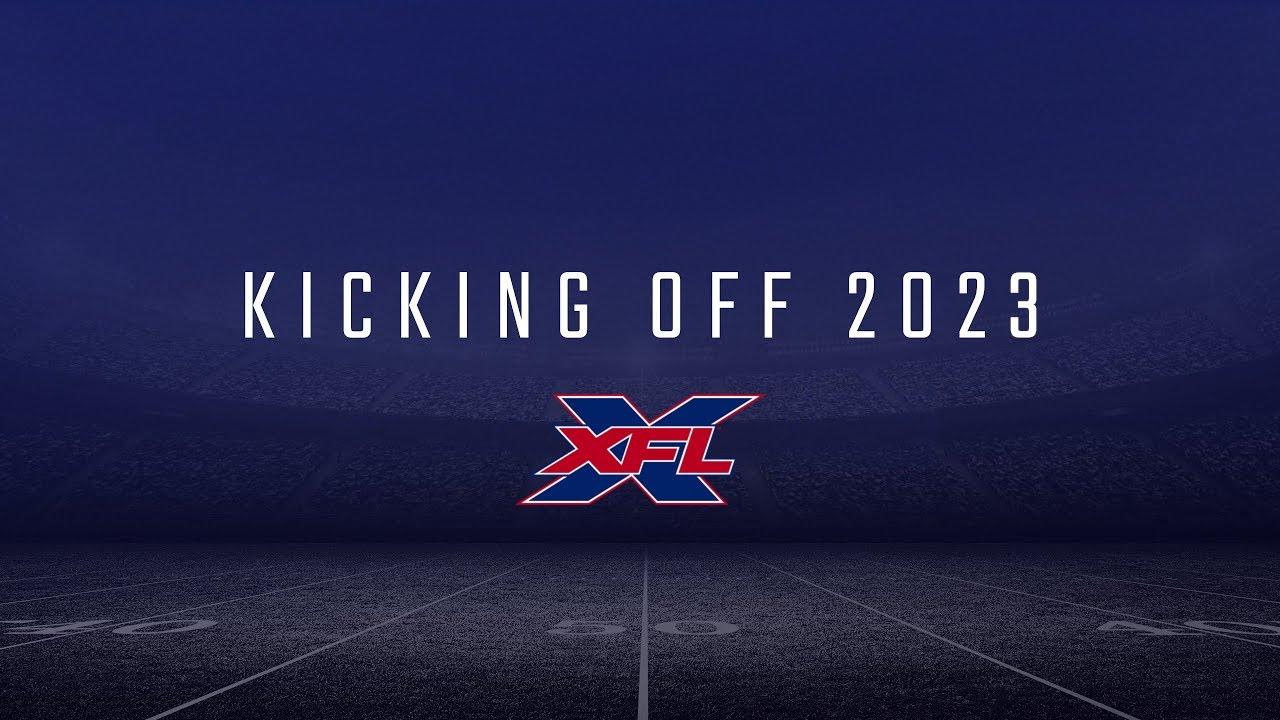 The XFL Returns 2023