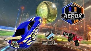Турнир ESL AeroXPro Qualifier #1 | Round 2 | Сможем пройти? | Rocket League