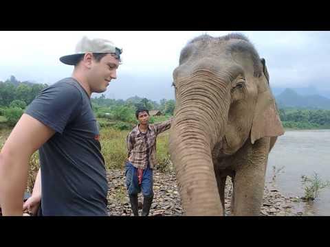 Happy Birthday♥ || Cambodia & Laos travel vlog