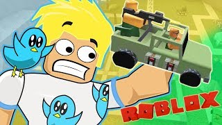 Roblox Challenge! Jeeps ONLY in Tower Battles Game!
