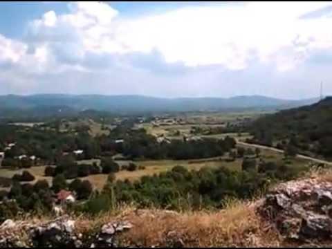 Croatia - village Bilaj in Lika