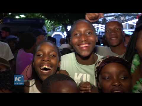 Celebrate 2016 New Year's Eve in Waterfront, Cape Town