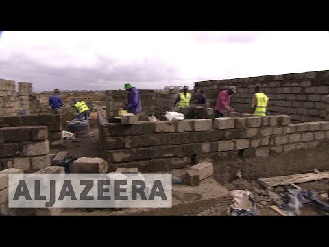 Co-operative housing project helps Kenya's poor