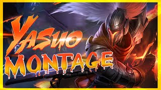 Yasuo Montage #1 - Best Pro Outplays Compilation | League of Legends