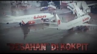 Skandal Suara DESAHAN Di Kokpilot Lion Air ~ Berita Hari Ini 20 November 2015