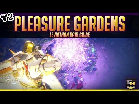 Destiny 2 Raid Guide | Easy Pleasure Gardens (Dog Encounter)