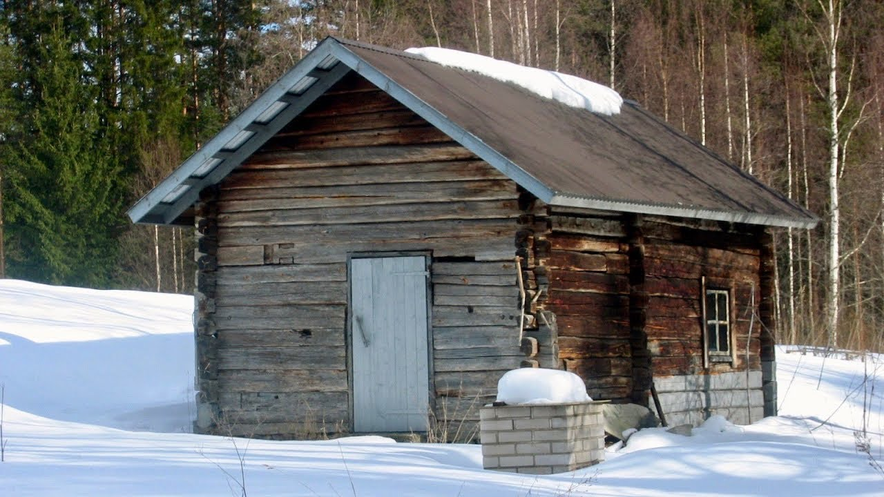 Finnish Sauna - Sauna en Finlandia. - YouTube