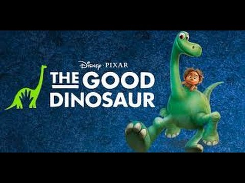 Download THE GOOD DINOSAUR movie review