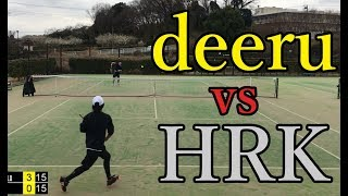 deeru vs HRK - Singles Highlights[tennis]